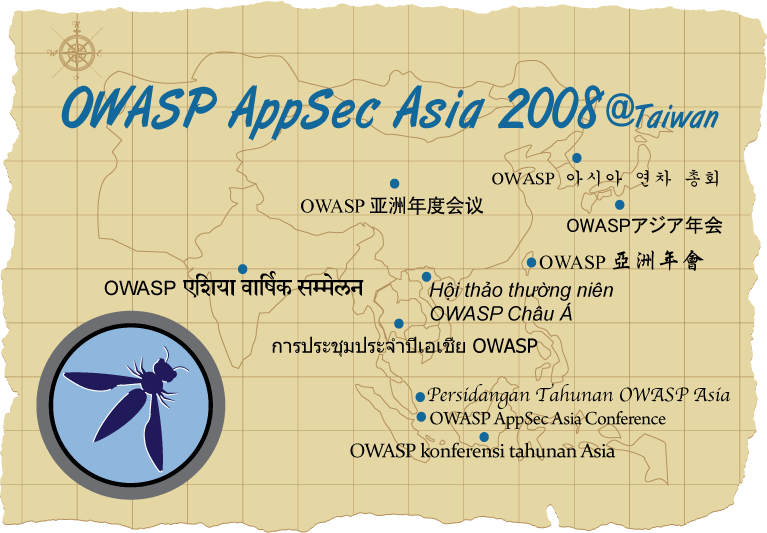 OWASP AppSec Asia 2008 Map Design.png