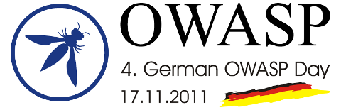Logo 4th German OWASP Day