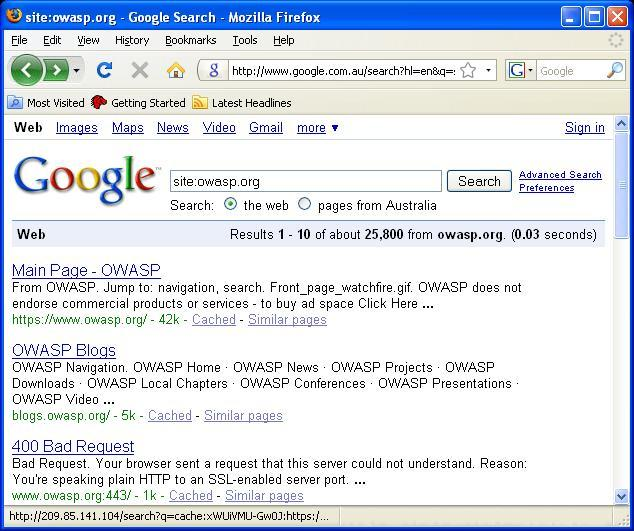 Google site Operator Search Results Example.JPG