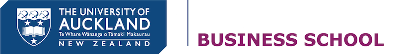 Logo-Auckland University School of Business