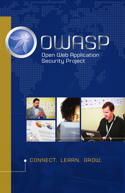 link:https://www.owasp.org/index.php/File:Owasp_brochure_final.pdf