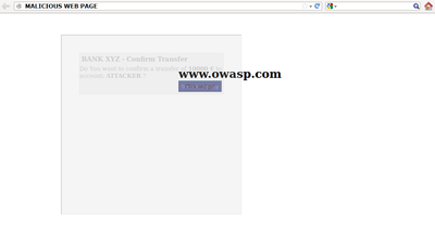 Clickjacking example malicious page 2.png