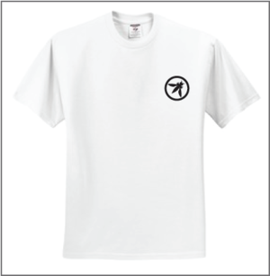 Black on White Bzz Tshirt front.PNG