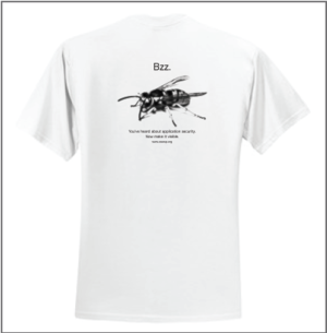 Black on White Bzz Tshirt back.PNG