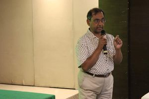 Bhushan Gupta - Speaker Mar 2018 OWASP HYD Meet